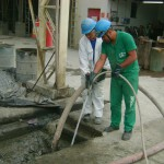 Desentupimento em pedreira no Arujá