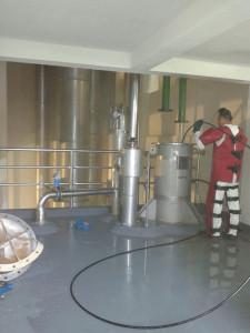 hidrojateamento-condensador-industrial