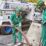 Desentupimento de sistemas de água potável: Como funciona?