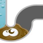 Esgoto voltando pelo ralo do chuveiro – o que pode ser?